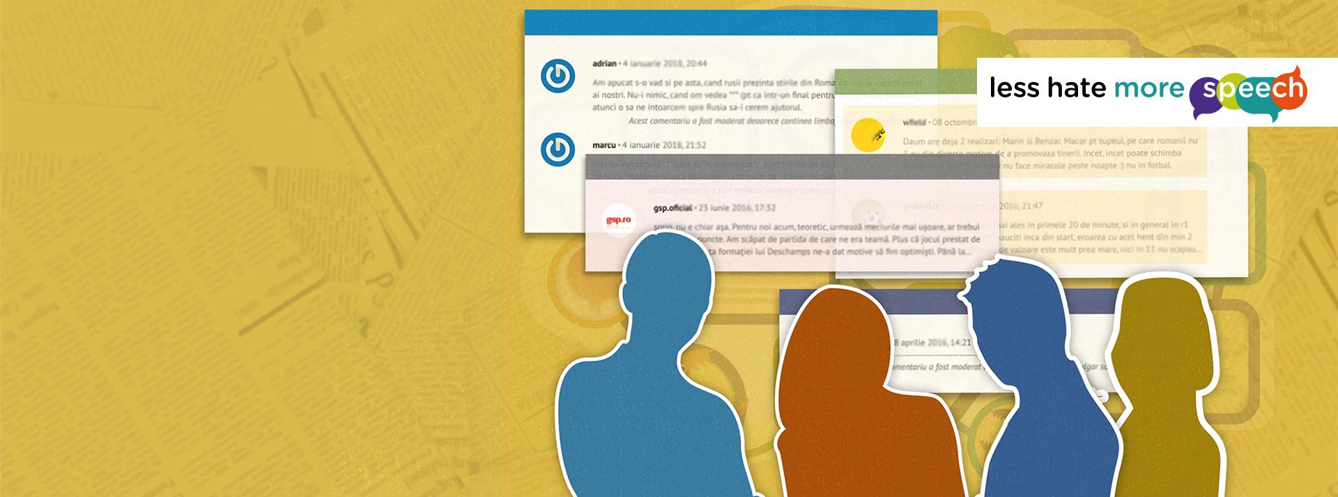 Moderare comentarii online